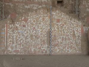peintures à la Huaca de la Luna