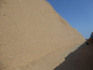 mur d'enceinte