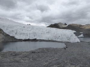 le glacier Pastoruri