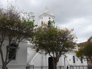 cathédrale vieja