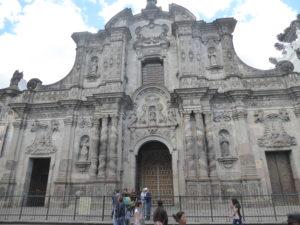 église la Compana des Jésuites