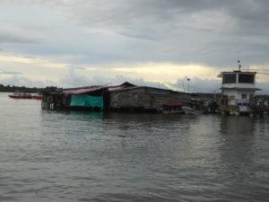 le port touristique à Buenaventura