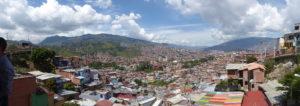 la ville de Medellin