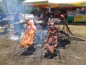 asado de cochon