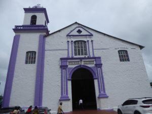 église de Portobelo