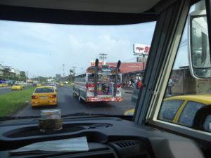 bus panaméen