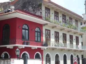 Bâtiments dans la vieille ville