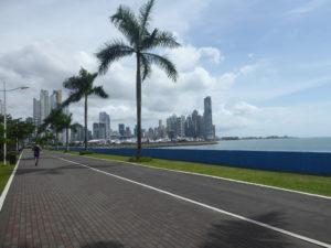 la baie de Panama