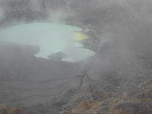 le volcan Pas