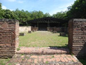ruinas león viejo