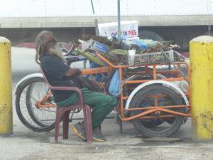 il représente bien la population de Belize city