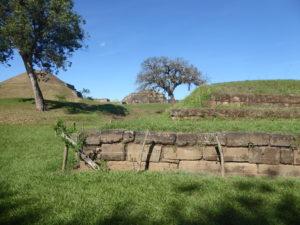site archéologique San Andres