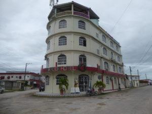 un bel hôtel à Corozal