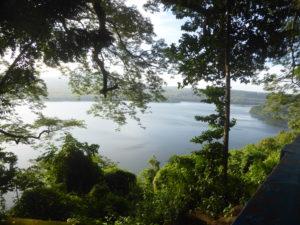 lac Masaya.