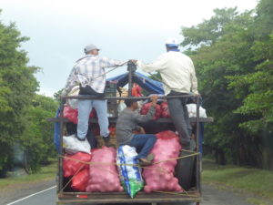 transport de marchandises et de personnes.