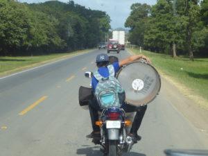 transport d'instrument de musique