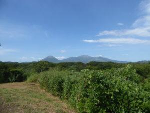 volcans de Hoyo et Cerro Negro