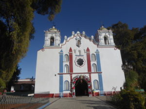 église d'El Tule