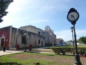 le couvent san Bernardito
