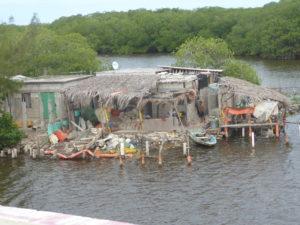 habitation sur le fleuve