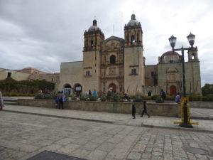 eglise San Domingo et musée.