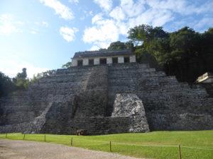 le temple des inscriptions
