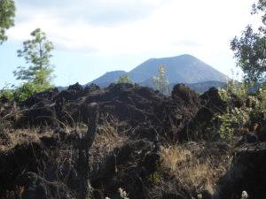 le volcan Paricutin