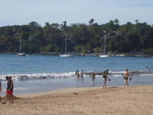 plage de Chacala