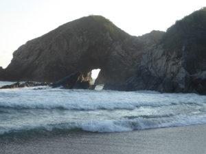la plage Zipolite
