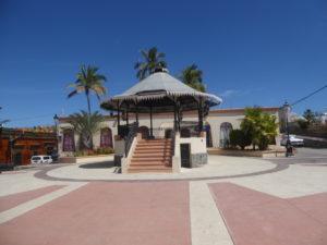 la place de Todos Santos