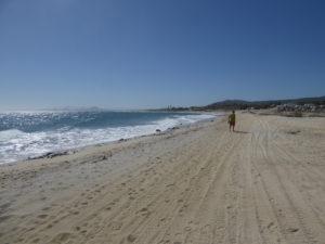 plage de San Pedrito