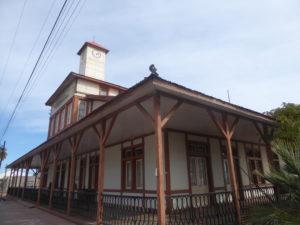 le musée de la mine de Santa Rosalia