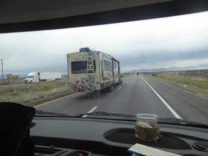 caravane américaine